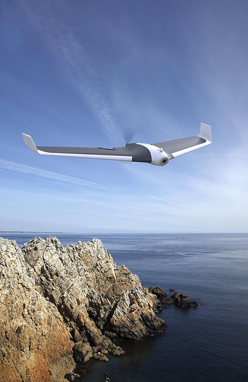 drone ala fija parrot