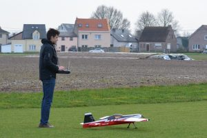 pista drone ala fija