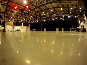 drone interior